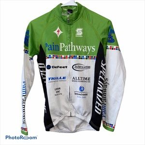 Squadra Cycling Jersey Jacket Shirt M